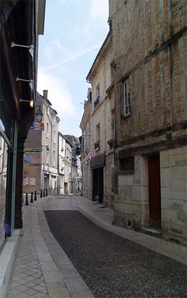 Улицы одноименного города / Фото из Франции