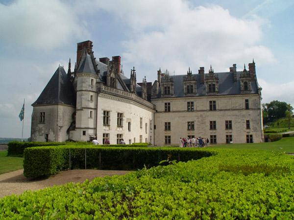 Замок Амбуаз / Фото из Франции