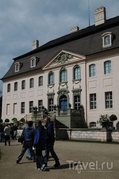 Замок Бранитц / Фото из Германии