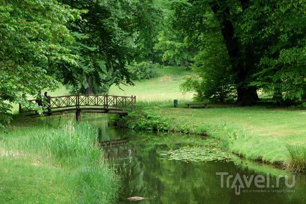 Парк Бранитц / Фото из Германии