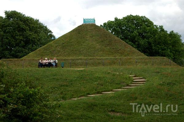 Пирамиды / Фото из Германии