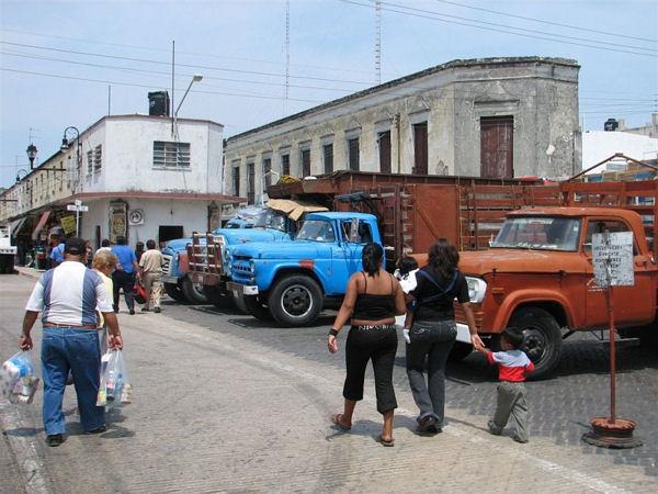 Автобусная станция / Фото из Мексики