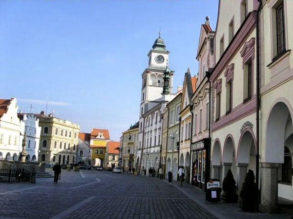 Ратуша / Фото из Чехии