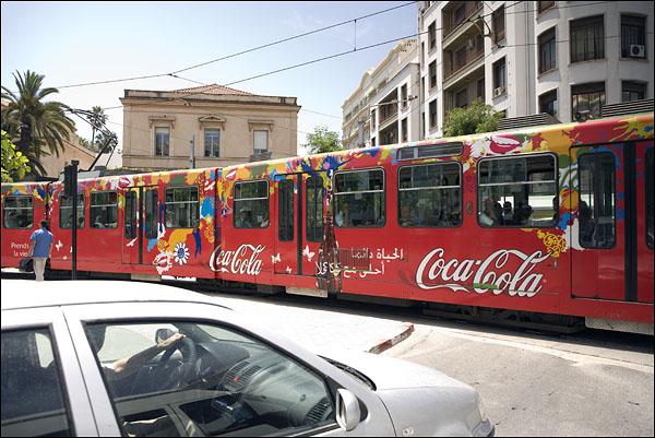Городской транспорт / Фото из Туниса