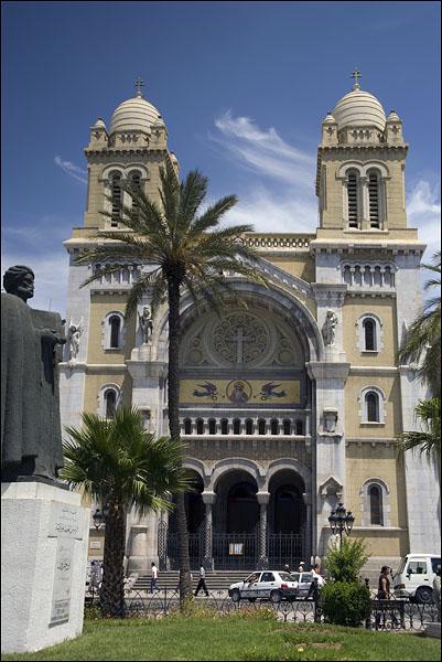 Католический собор / Фото из Туниса