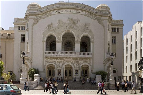 Оперный театр / Фото из Туниса