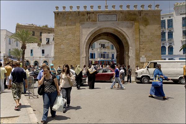 Баб-эль-Бахар / Фото из Туниса