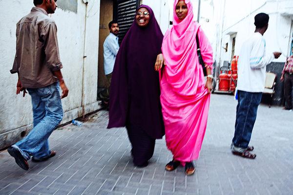 Прекрасные женщины / Фото из ОАЭ