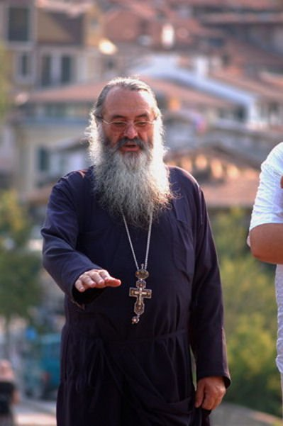 Духовное лицо / Фото из Болгарии