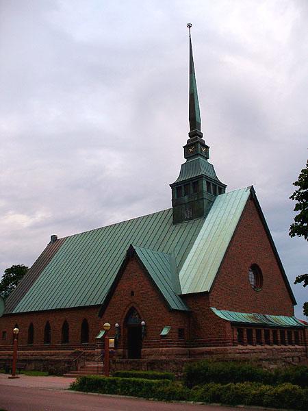 Церковь Св. Георгия / Фото из Финляндии