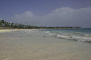 буйки из кокосов / Доминикана
