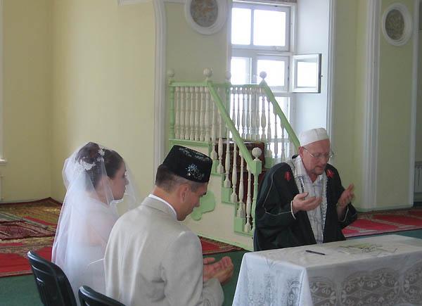 Свадебный обряд / Фото из России