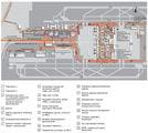 Общий план аэропорта / Германия
