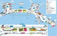 Схема Терминала Ouest / Франция