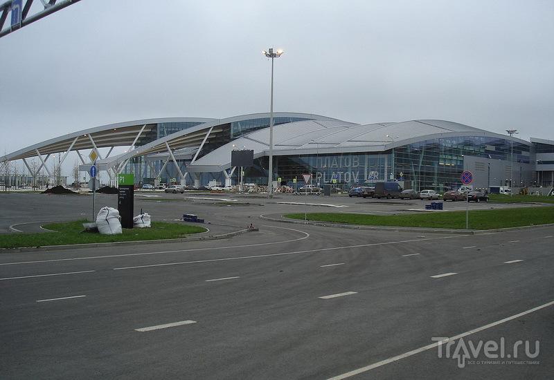 Аэропорт Платов. Ростовская область, Россия / Россия