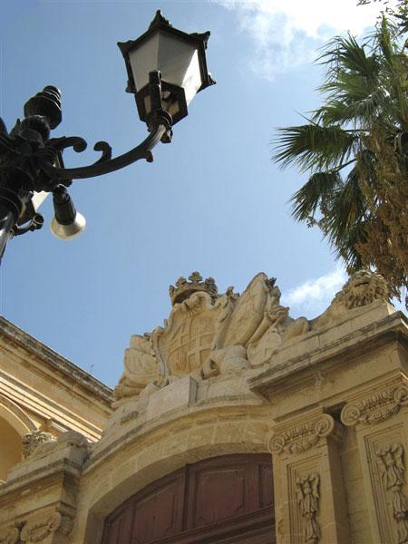 Городские фонари, Мдина / Фото с Мальты