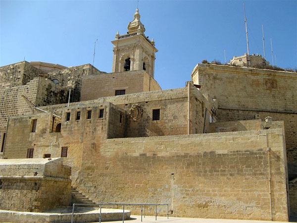 Цитадель острова Гоцо / Фото с Мальты