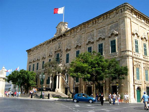 В столице Мальты / Фото с Мальты