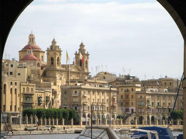 Вид с борта прогулочного катера / Фото с Мальты