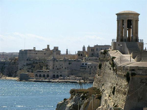Город-крепость Валетта, столица Мальты / Фото с Мальты