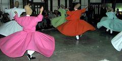 танец дервишей / Турция