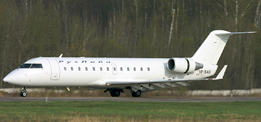 CRJ-100 / Россия