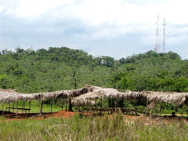 'Залы ожидания' аэропорта Сан-Карлоса / Фото из Коста-Рики
