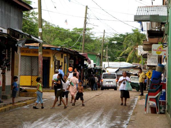 Улицы Сан-Карлоса / Фото из Коста-Рики