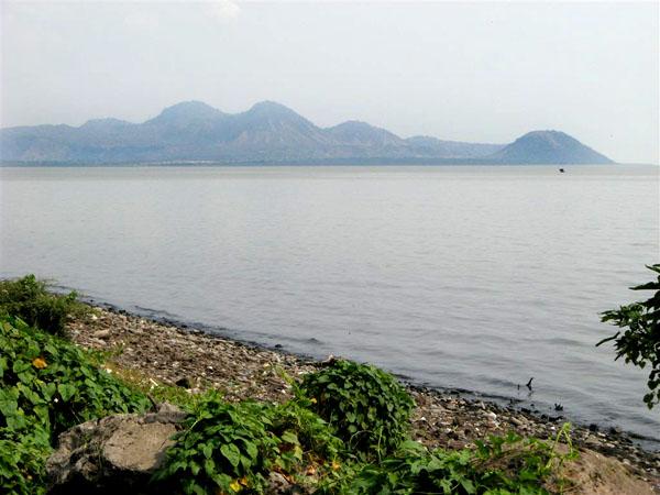 Озеро Манагуа / Фото из Коста-Рики