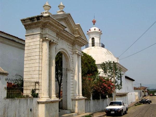Архитектура Сочитото / Фото из Коста-Рики