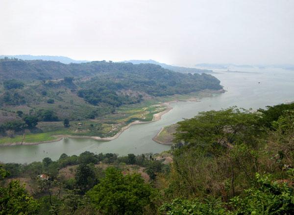 Вид на озеро Сочитото / Фото из Коста-Рики