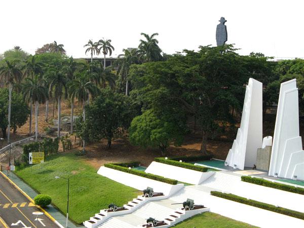 Манагуа, холм с силуэтом Аугусто Сандино / Фото из Коста-Рики
