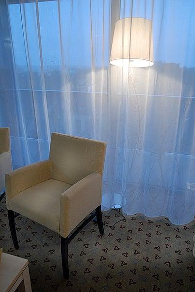 Интерьер в отеле Hotel Jurmala Spa / Фото из Латвии