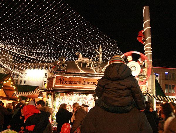 Традиционная ярмарка / Фото из Германии