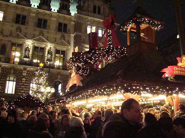 Ярмарка в Дюссельдорфе / Фото из Германии