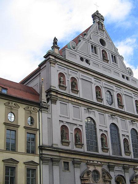 Собор в Мюнхене / Фото из Германии