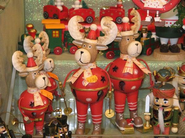Праздничные сувениры / Фото из Германии