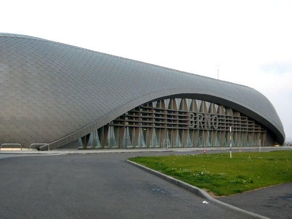 Аэропорт Брно / Фото из Чехии