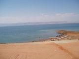 Море ушло на 7-8 метров / Иордания
