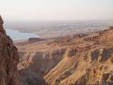 Вид на долину реки Иордан / Иордания