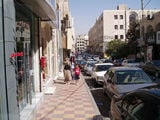 Улица Аммана / Иордания