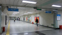 подземный переход / Китай