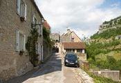 Деревня Рокамадур / Франция