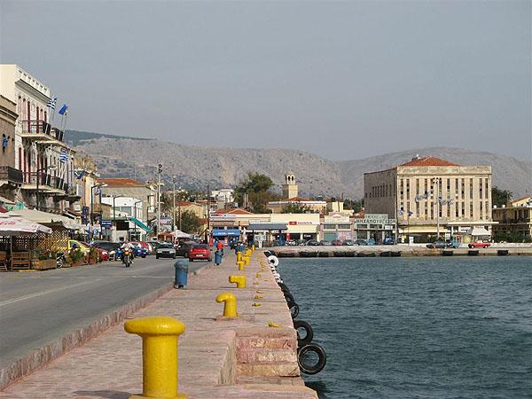 Современный город Хиос / Фото из Греции