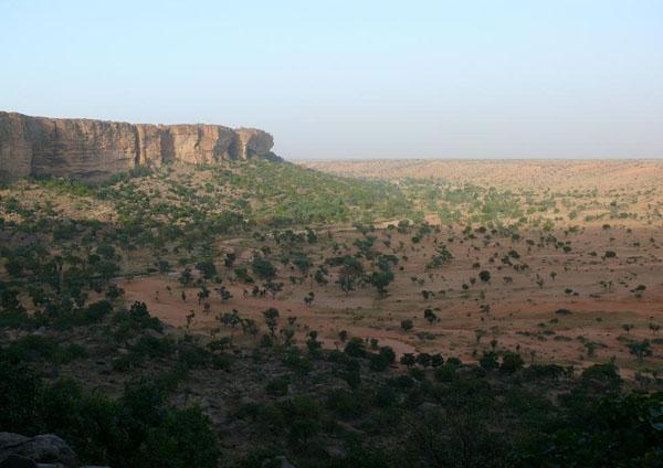 Уступ Бандиагара / Фото из Мали