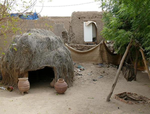 'Колодец Бокту' - отсюда пошел город Томбукту / Фото из Мали