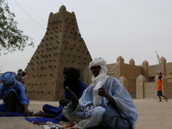Мечеть Санкоре в Томбукту / Фото из Мали