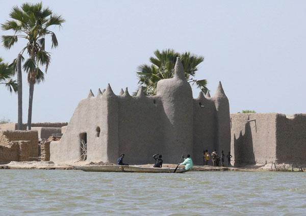 Бухта Тимбукту / Фото из Мали