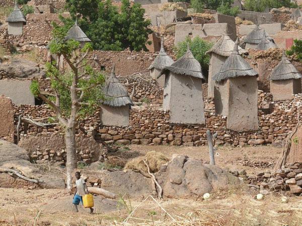 Страна догонов – своеобразный этнокультурный заповедник Западной Африки / Фото из Мали