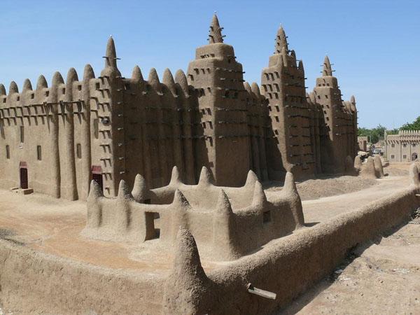 В 2007 году у мечети был юбилей – 100 лет со дня постройки / Фото из Мали